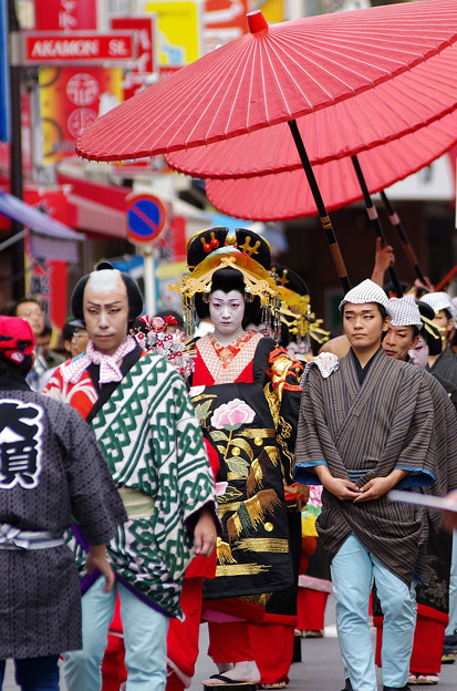 大須大道町人祭おいらん.jpg