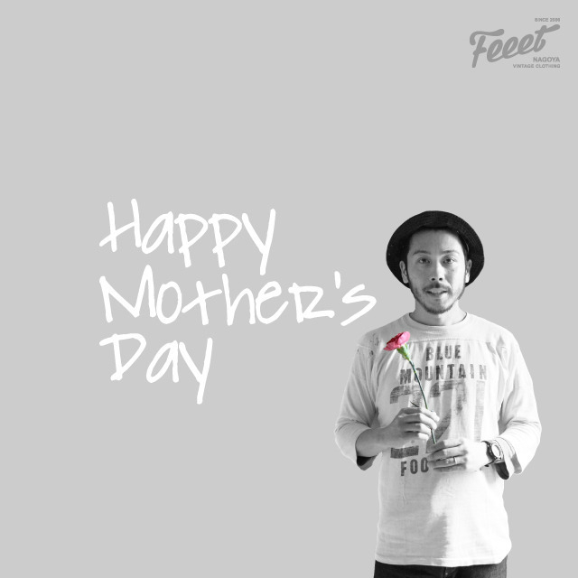 Feeet「Happy Mother's Day」2017
