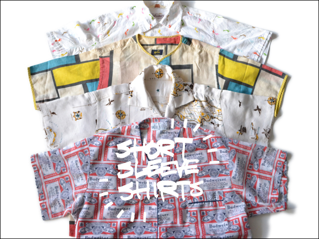 Feeet「SHORT SLEEVE SHIRTS」2016