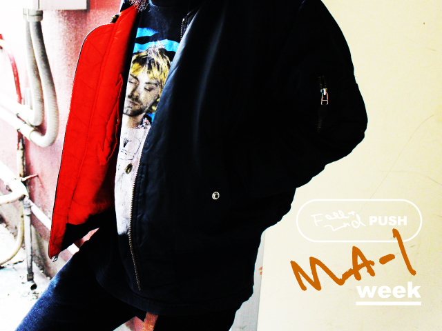 Feeet 2nd PUSH 「MA-1 week」