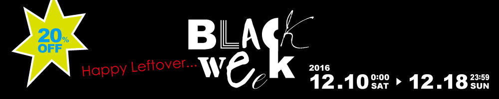 Feeet/Feeet 2nd「BLACK WEEK」2016