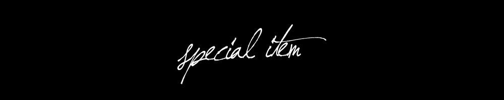 Feeet/Feeet 2nd「special item」2016