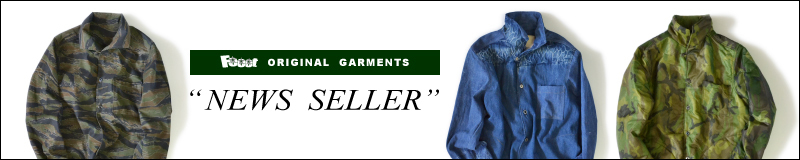 "Feeet ORIGINAL GARMENTS ""NEWS SELLER"""