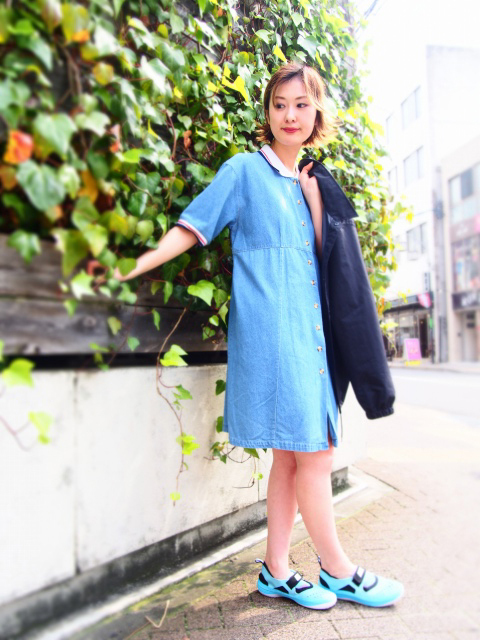 one-piece×sneakers