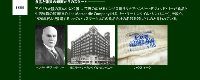 Lee HISTORY